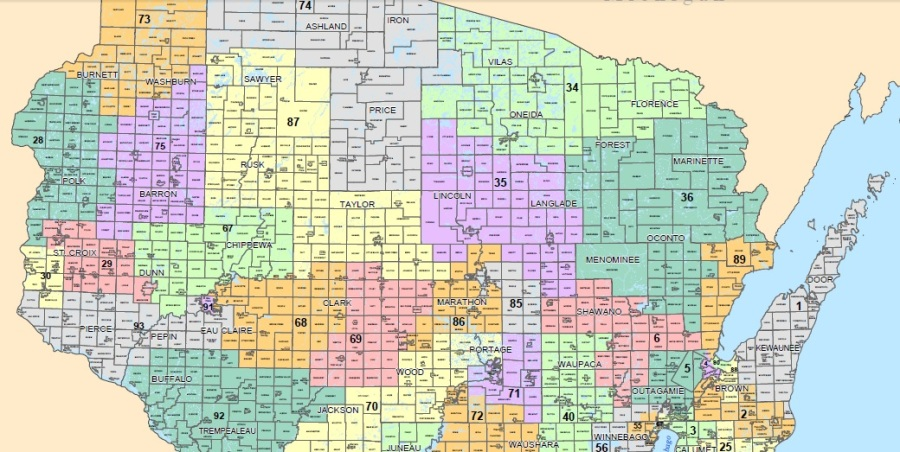 wisconsinact43-assemblydistricts